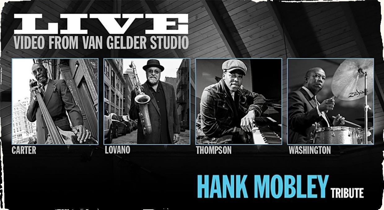 Blíži sa 90. výročie Hanka Mobleyho. Legendu si na koncerte uctí Joe Lovano, Ron Carter či Kenny Washington