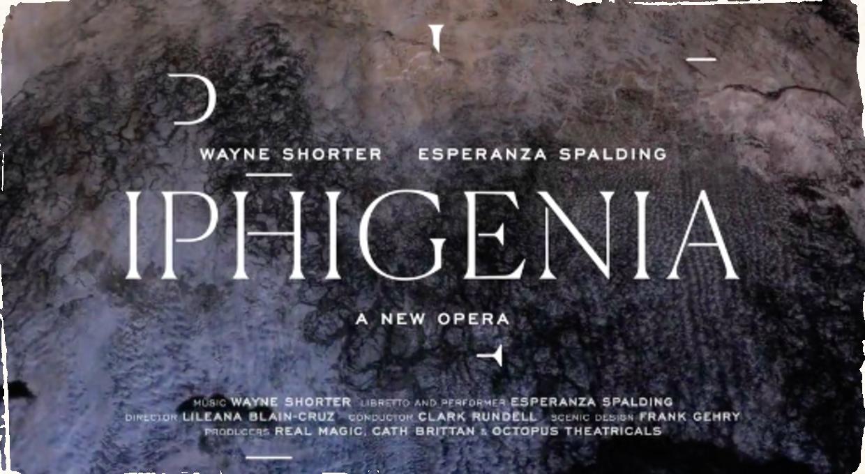 Wayne Shorter a Esperanza Spalding spoločne napísali operu. Teraz spustili finančnú kampaň na podporu jej produkcie.