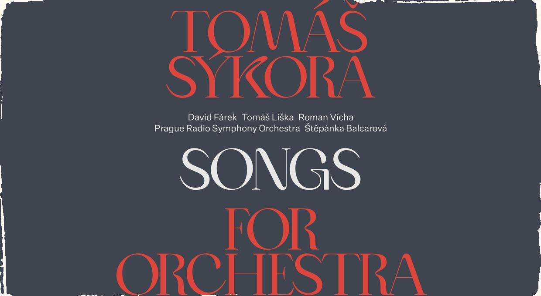 Vychádza nahrávka symfonického koncertu jazzového klaviristu Tomáša Sýkoru k pocte Karla Růžičku