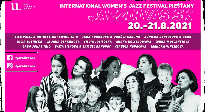 International Woman´s Jazz Festival Piešťany: svetoznáme kúpelné mestoi privíta prvý ženský jazzový festival na Slovensku