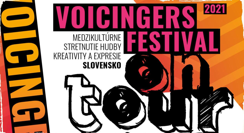 Medzikultúrne stretnutie hudby, kreativity a expresie: Voicingers on tour Slovakia prichádza do Banskej Štiavnice
