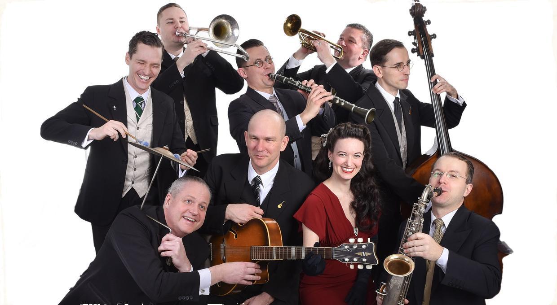 Swingové leto: orchester Fats Jazz Band vyráža na letné turné po Slovensku