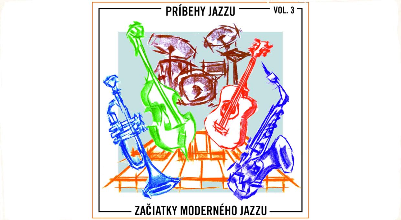 Príbehy jazzu prichádzajú s tretím pokračovaním. Album s podtitulom Začiatky moderného jazzu sa venuje hudbe 50. rokov.