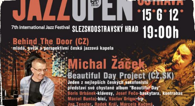 Siedmy ročník festivalu Jazz Open Ostrava