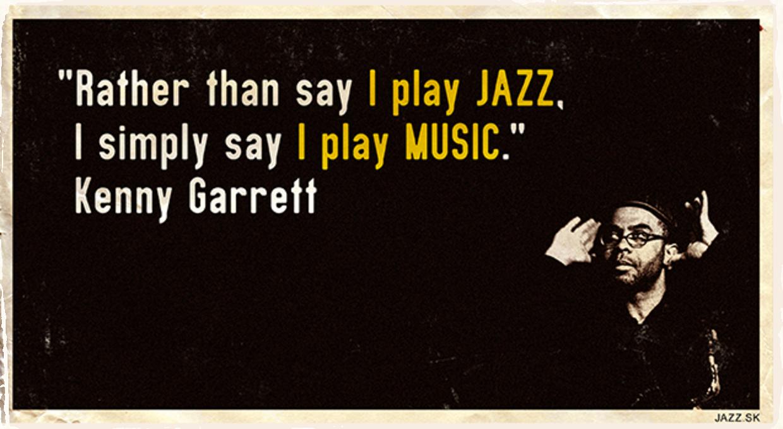 I riekol Kenny Garrett: