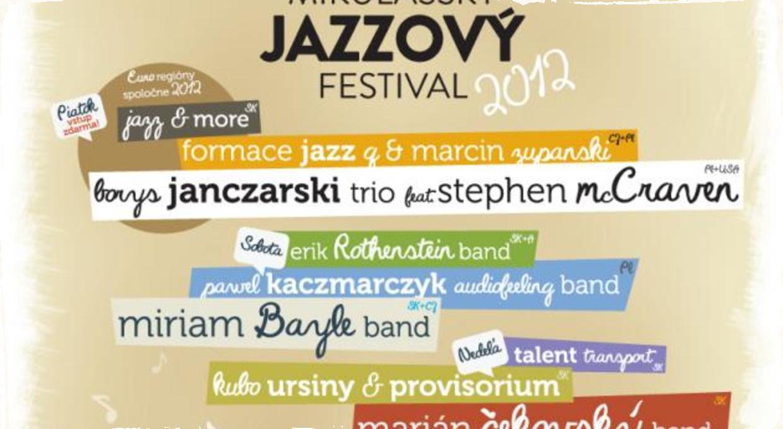 Mikulášsky Jazzový Festival 2012 – tretí večer