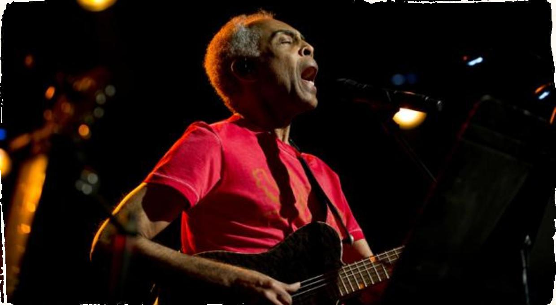 Fotoreport: Montreux Jazz Festival - Gilberto Gil