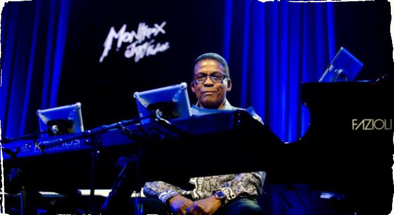 Fotoreport: Montreux Jazz Festival - Herbie Hancock