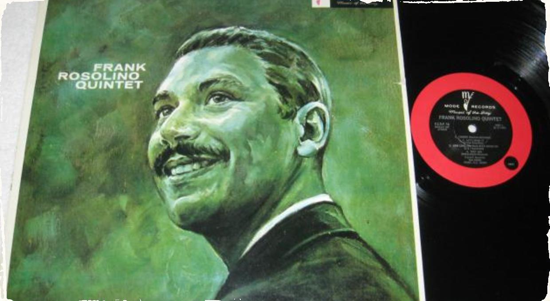 Galéria jazzových trombónistov: Frank Rosolino
