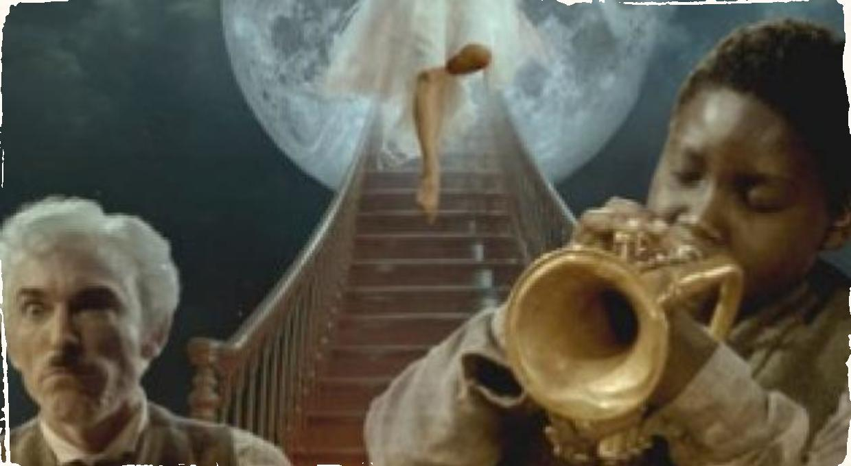 Nemý film o mladom Armstrongovi s hudbou Wyntona Marsalisa