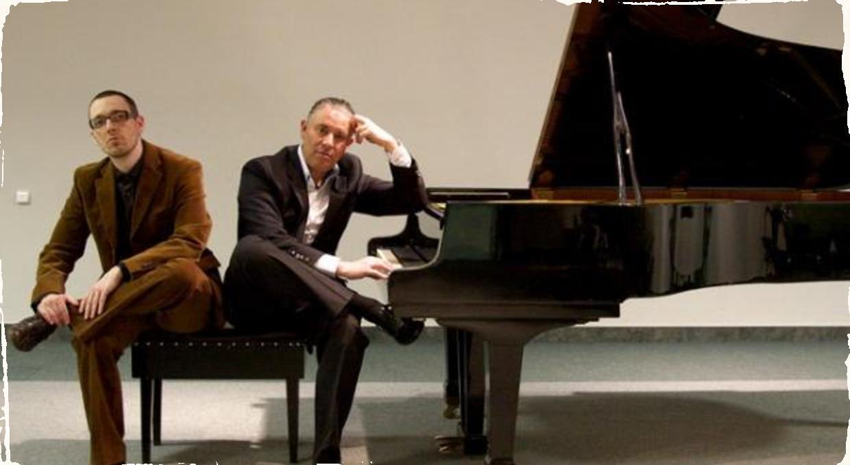 Nový album: BERCO BALOGH & ĽUBOŠ ŠRÁMEK - Jazzonance