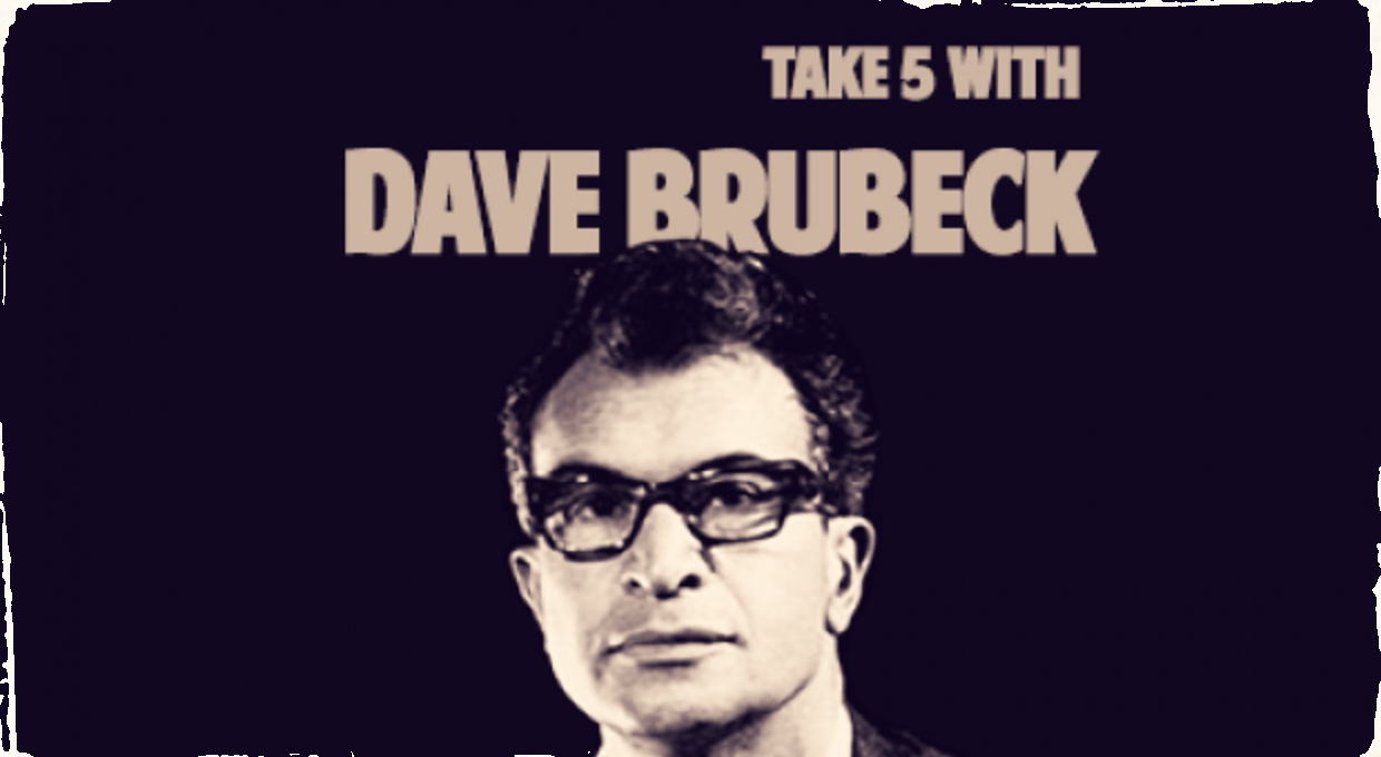Stiahnite si zadarmo album 'The Jazz Jousters Take 5 with Dave Brubeck'