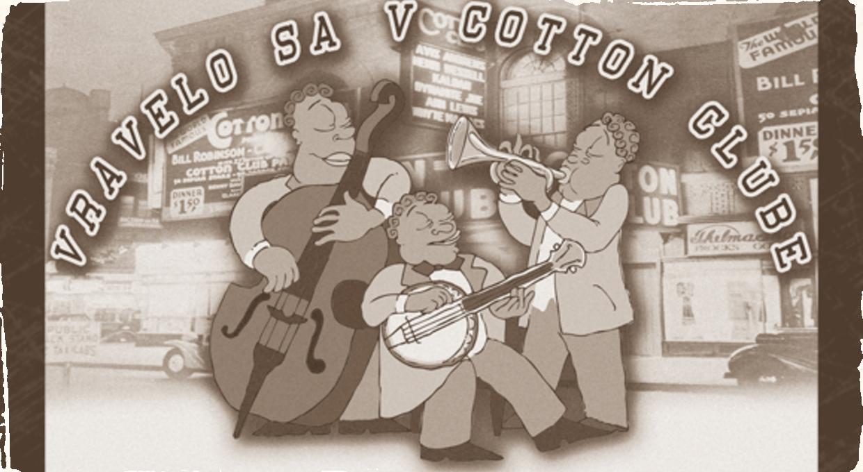 VRAVELO SA V COTTON CLUBE - Fats Waller & Al Capone
