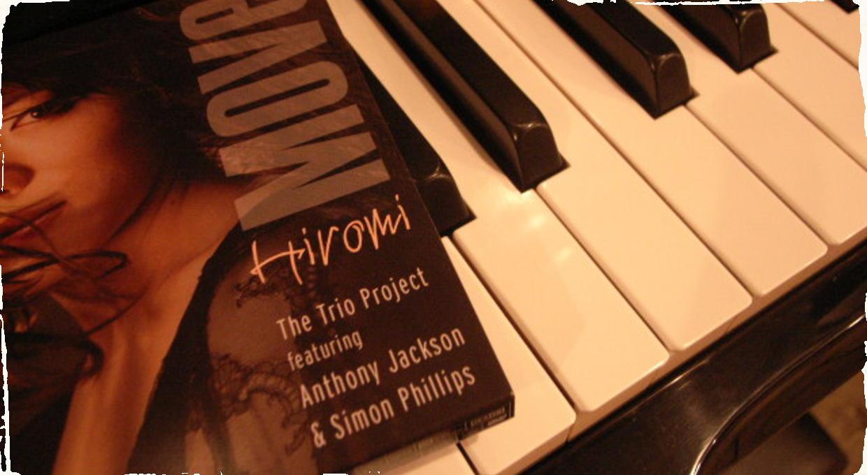 Súťaž o CD Hiromi - Move
