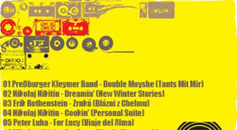 Stiahnite si zadarmo CD vybraných jazzových skladieb vydaných cez Real Music House