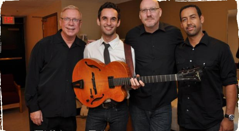 Report: New Gary Burton Quartet, Wiener Konzerthaus, máj 2013