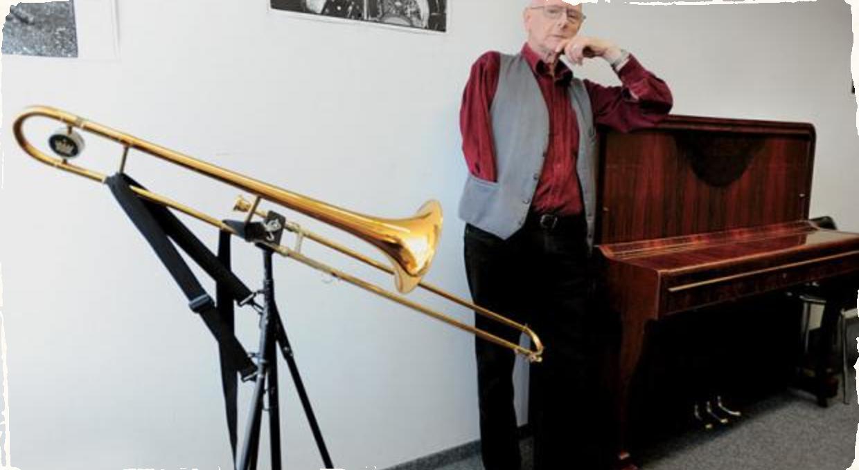 Zomrel český trombónista Svatopluk Košvanec