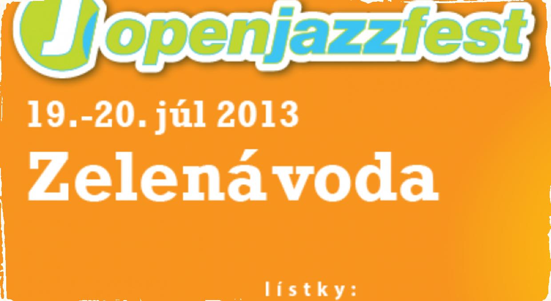 Blesková súťaž o 2x2 permanentky na Open Jazz Fest