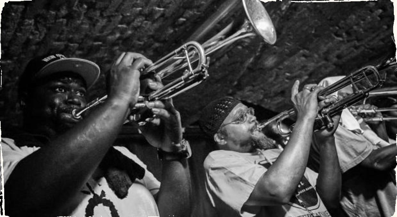 Hot 8 Brass Band – černošská dychovka naplnila Nu Spirit!