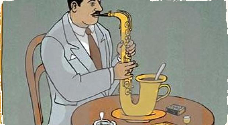 Jazzové vtipy :-)