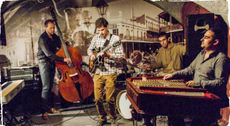 Prvá Jam Session v Jazz Klube 12 v Banskej Bystrici