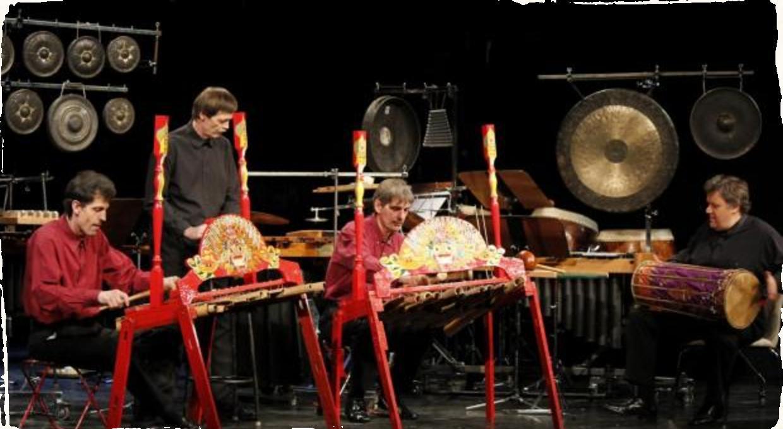 Špičkový perkusívny ansámbel Amadinda na blížiacich sa BJD