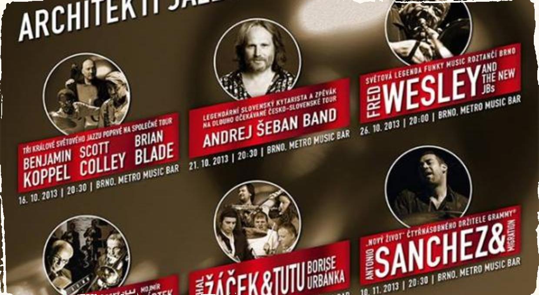 V Brne sa na jeseň stretnú svetové jazzové hviezdy
