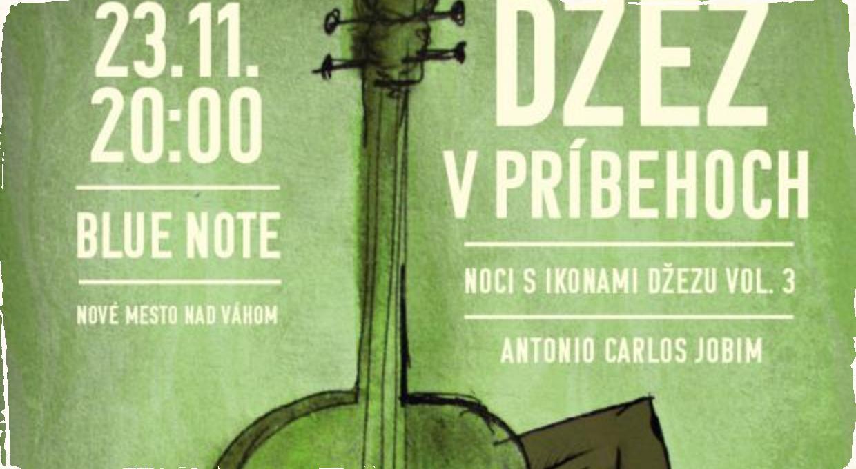 Jesenné vydanie projektu Džez v príbehoch/ Noci s ikonami džezu predstaví latin jazz a bossa novu