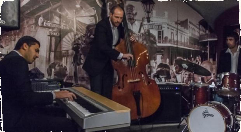 Nothing New Trio v Jazz Klube 12 v Banskej Bystrici