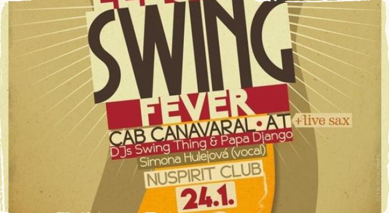 Electro-swingová party sa vracia do Bratislavy s rakúskym Cab Canavaral