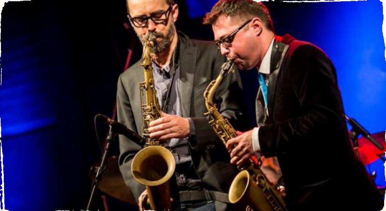 Taliansko-slovenský jazzový večer predstavil hudbu dvoch saxofonistov