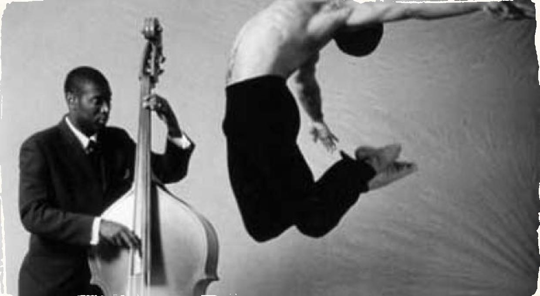 Jazz sa dá aj tancovať