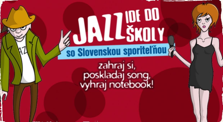 E-learning Jazz ide do školy spustil tretie kolo!