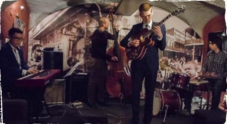 Projekt Bopus Ľudovíta Kotlára v Jazz Klube 12