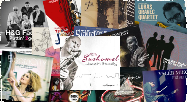 Verejnosť si v ESPRITE vybrala album 'Jazz in the City'