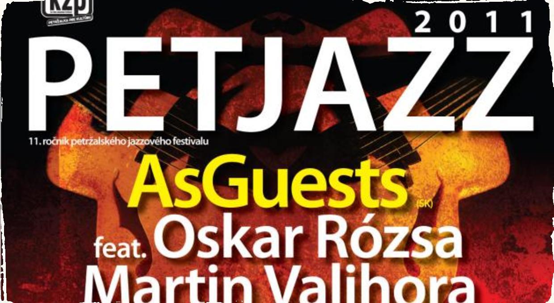 Súťaž o 2x2 lístky na festival PET JAZZ 2011 (1.12.2011)