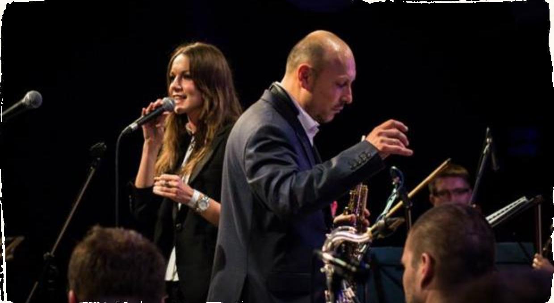 Hudba aj farby - Milo Suchomel krstil Jazz in the City