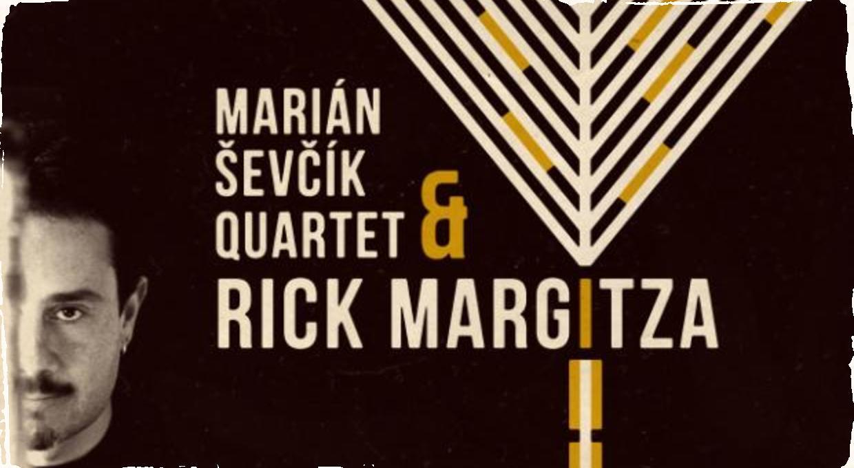 Bubeník Marián Ševčík spojí sily so skvelým saxofonistom Rickom Margitzom
