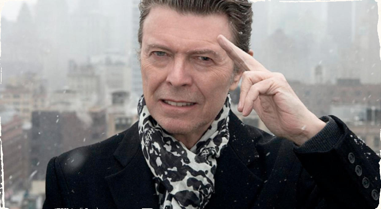 David Bowie nahral nový jazzový singel s Mariou Schneider