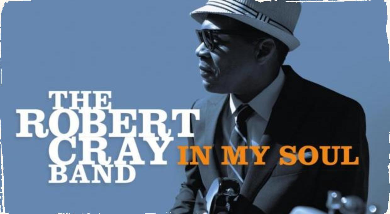 Nový Album: Robert Cray - krajec z Crayovej duše