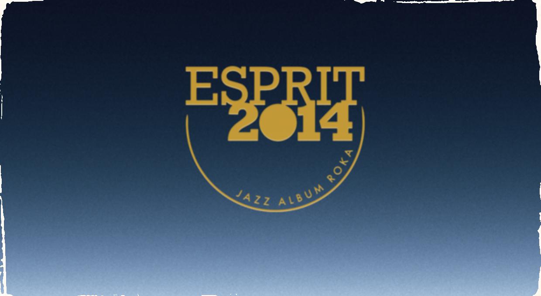 Cena ESPRIT - anketa za najlepší slovenský jazzový album roka 2014