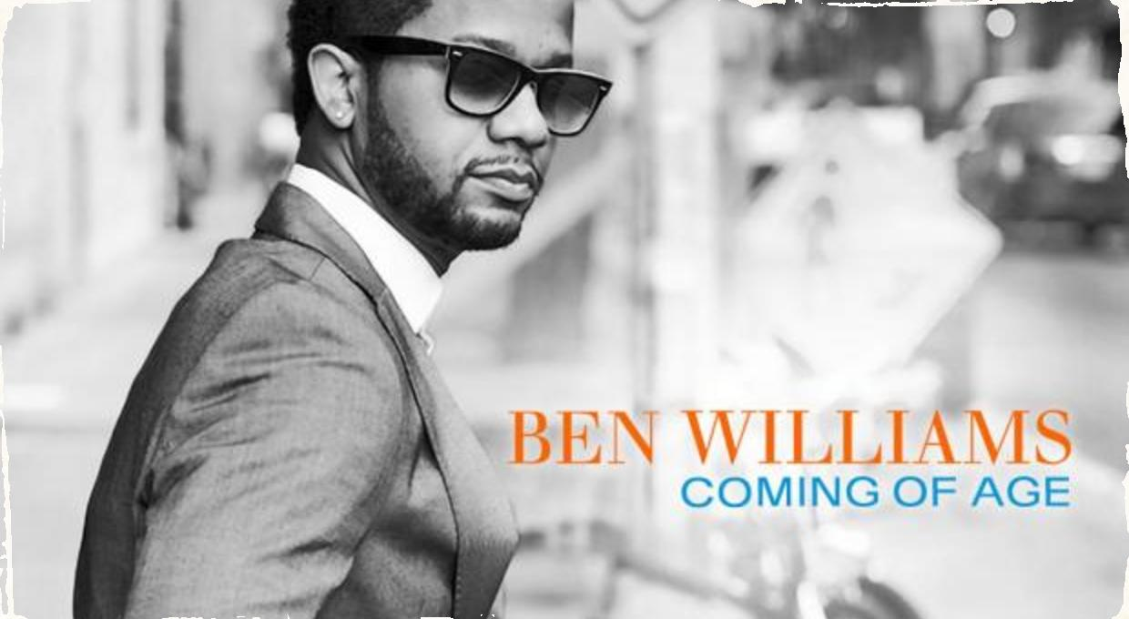 "Kontrabasista Ben Williams prichádza s albumom ""Coming of Age"""