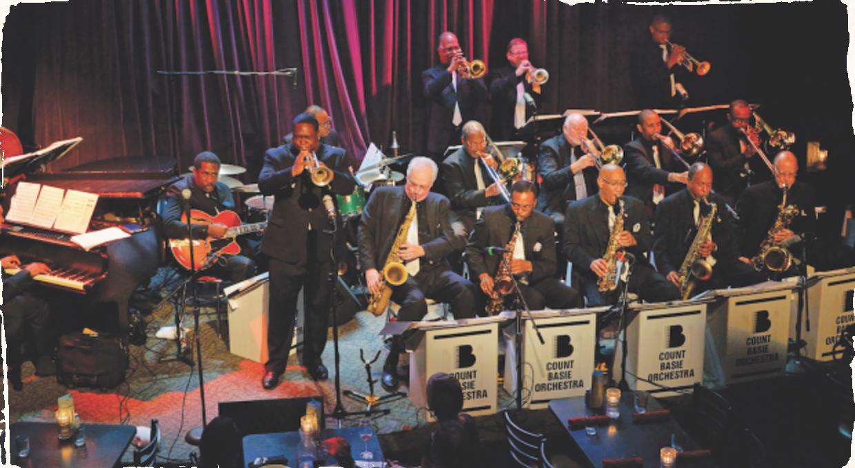 Count Basie Orchestra oslavuje 80-te výročie svojho vzniku