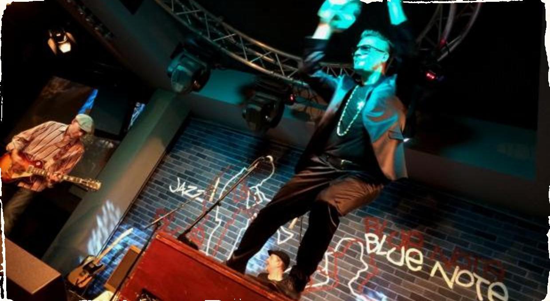 Výdatné funk-bluesové gumbo Raphaela Wressniga