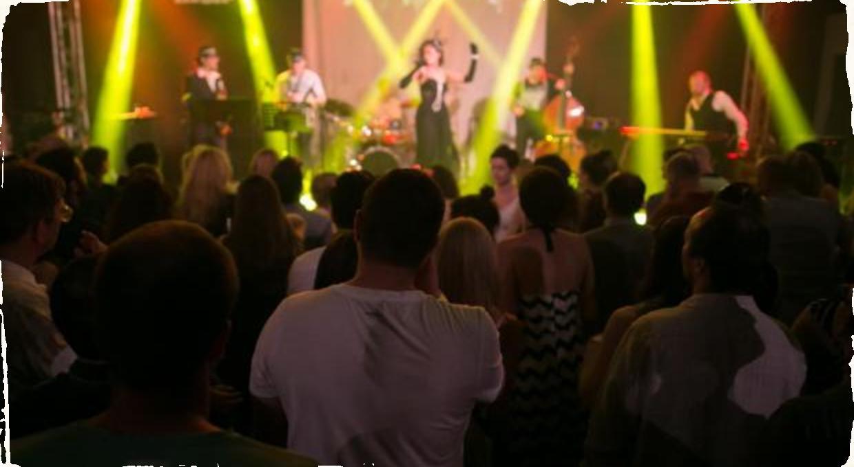Design Factory Jazz Night: Továreň na jazzovo-tanečnú párty