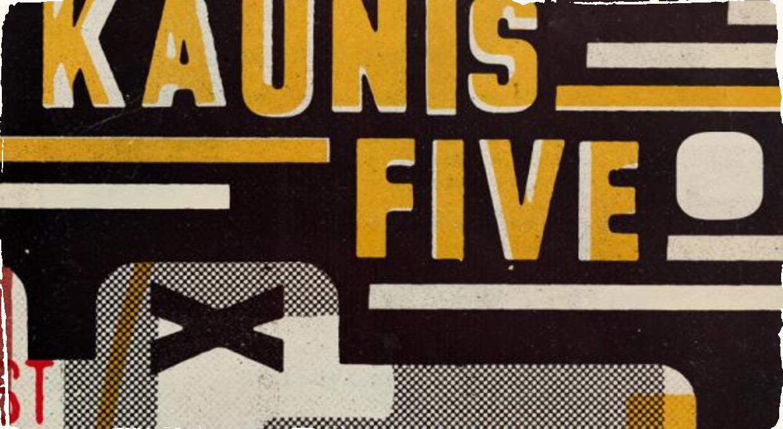 Letné československé turné kapely KAUNIS FIVE (USA/SK/CZ)