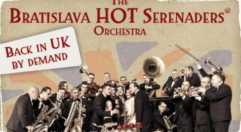 Bratislava Hot Serenaders sa opäť chystá na turné do Spojeného kráľovstva!
