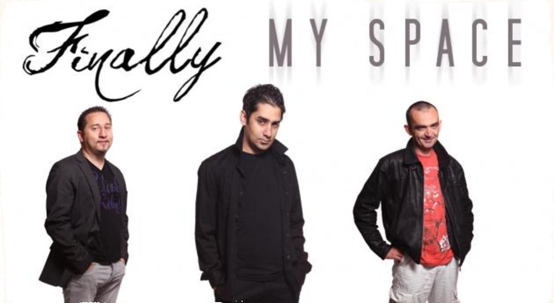Súťaž o CD Finally 'My Space'