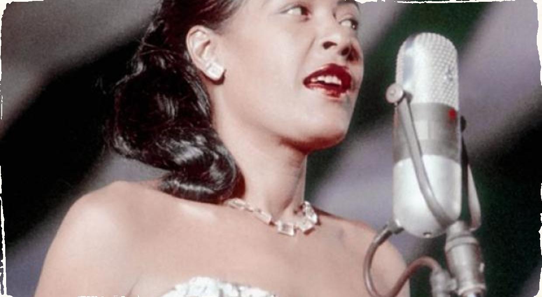 Lady Day: Billie Holiday sa ako hologram vracia do Apollo theatre