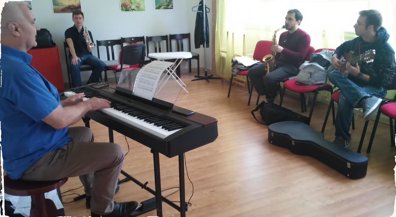 Hudobné dielne študentov VŠMU uzavrie koncert jazzového ansámblu